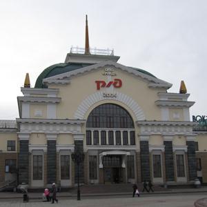 Железнодорожные вокзалы Карабудахкента